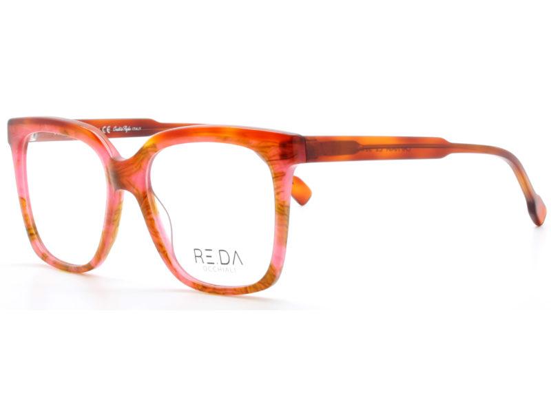 Occhiali da vista Capraia rosso_caramello